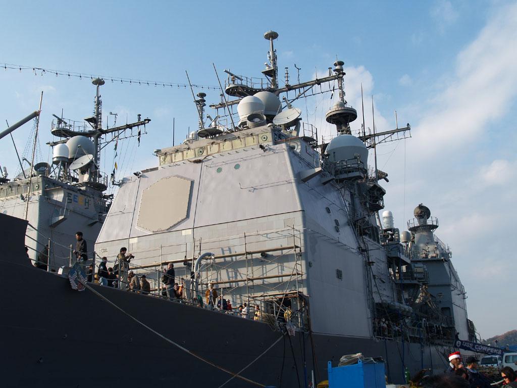 タイコンデロガ級ミサイル巡洋艦の画像 p1_26